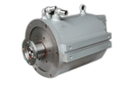 Wassergekühlter Fahrmotor