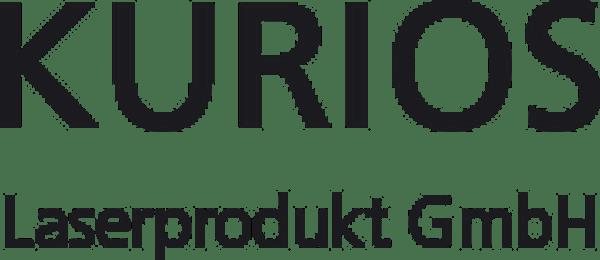 Logo von KURIOS '94 Laserprodukt GmbH