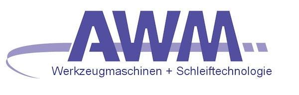 Logo von AWM Werkzeugmaschinen und Schleiftechnologie GmbH