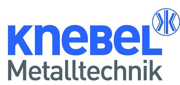 Logo von Knebel Metalltechnik GmbH