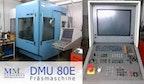 Gebrauchtmaschinen: DMU 80E