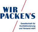 Logo von Wir Packen's Gesellschaft für Konfektionierung und Versand mbH