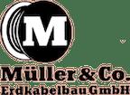 Logo von Müller & Co. Erdkabelbau GmbH