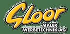Logo von Gloor Maler Werbetechnik AG