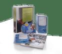 Ordner, Flyer, Broschüren, CDs