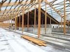 Unterbau für Hallen und Ställe