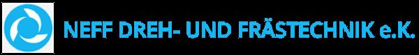 Logo von Neff Dreh- und Frästechnik e.K.