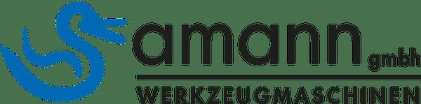 Logo von Amann Werkzeugmaschinen GmbH
