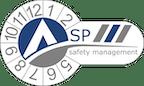 Logo von ASP Safety Management Inh. Bernhard Süß