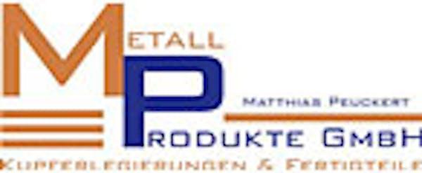 Logo von MP Metall Produkte GmbH