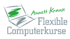 Logo von Flexible Computerkurse Inh. Annett Krause