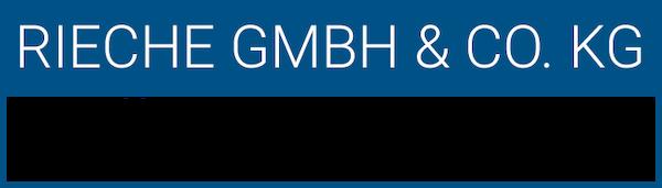 Logo von Rieche GmbH & Co. KG - Präzisionsteile