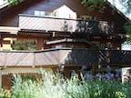 Holzhaus-Firmensitz von BIOTURM