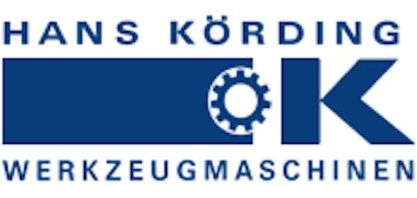Logo von Hans Körding Werkzeugmaschinen