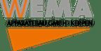 Logo von WEMA Apparatebau GmbH