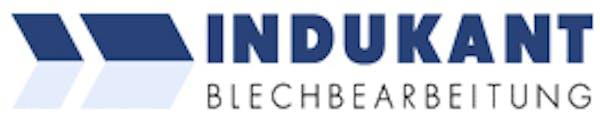 Logo von Indukant Blechbearbeitung GmbH