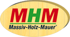 Logo von MHM Massiv-Holz-Mauer Entwicklungs GmbH