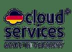 Logo, cloud services