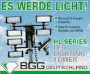 BGG LED Lichtgiraffen