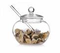 Suger/tea jar