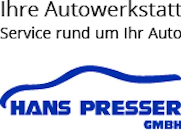 Logo von Hans Presser GmbH