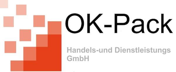 Logo von OK-Pack Handels- und Dienstleistungs GmbH
