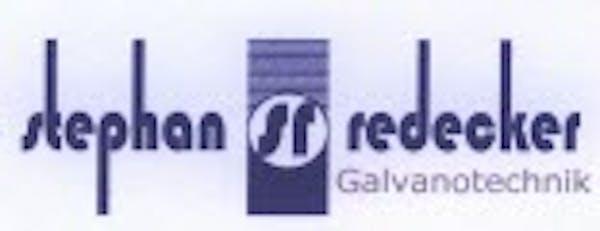 Logo von Redecker Galvanotechnik, Herr Wolfgang Redecker e.K.