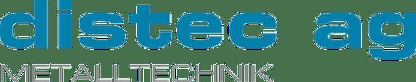 Logo von distec ag