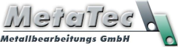 Logo von MetaTec Metallbearbeitungs GmbH