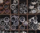 Halbzeuge (Stangen, Platten und Rohre)