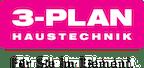 Logo von 3-Plan Haustechnik AG