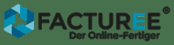 Logo von FACTUREE - Der Online-Fertiger by cwmk GmbH