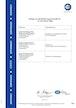 ISO-Zertifikat Anlage