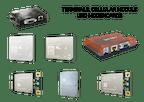Cellular Module und Terminals, Modemcard