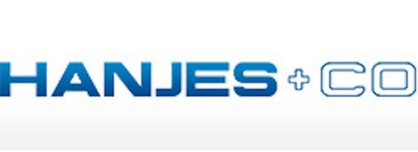 Logo von Hanjes + Co Stahlbau GmbH