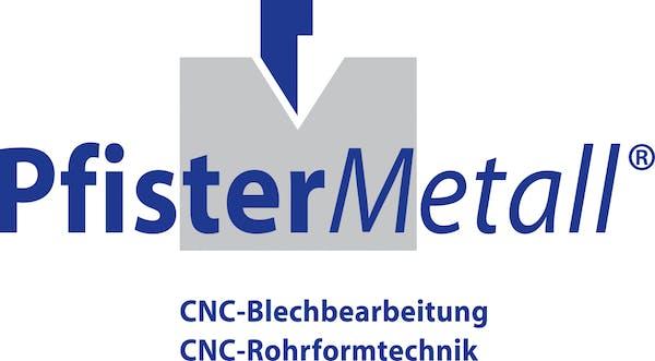 Logo von PfisterMetall GmbH & Co.KG