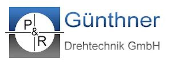 Logo von P&R Günthner Drehtechnik GmbH