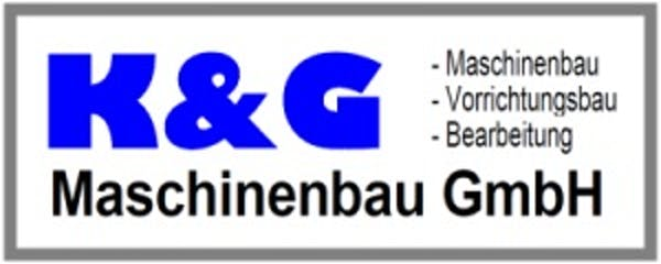 Logo von K & G Maschinenbau GmbH