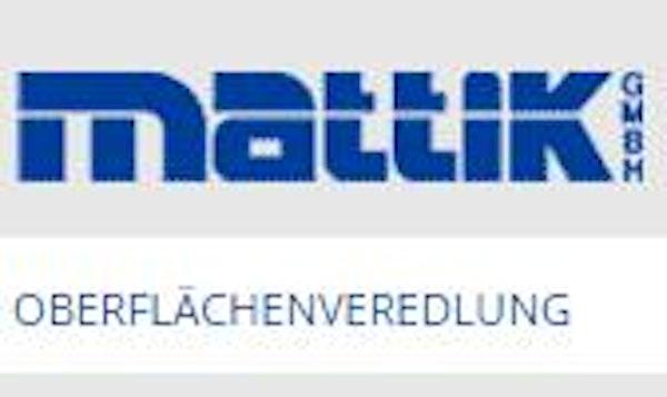 Logo von Mattik Gesellschaft für Oberflächenveredelung mbH