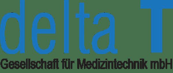 Logo von delta T Gesellschaft für Medizintechnik mbH