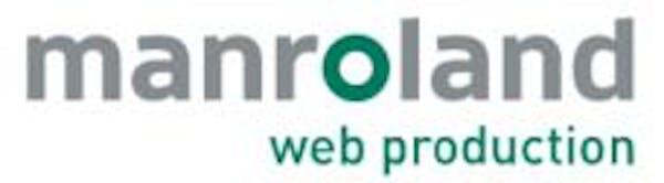 Logo von manroland web produktionsgesellschaft mbH