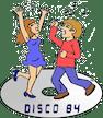 Logo von Disco 84