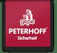 Logo von gepe Gebäudedienste PETERHOFF GmbH