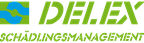 Logo von DELEX Schädlingsmanagement