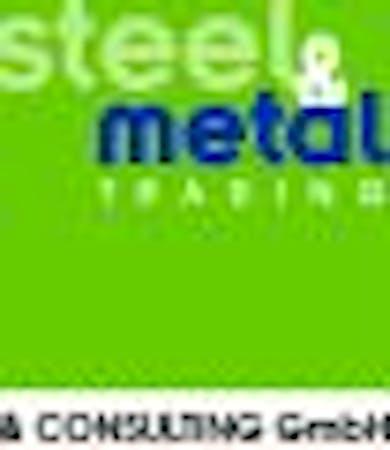 Logo von Steel & Metal Trading & Consulting GmbH
