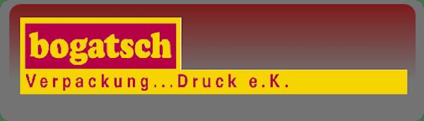 Logo von bogatsch Verpackung...Druck e.K.