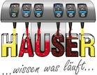 Logo von HAUSER Computer-Schankanlagen