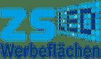 Logo von ZS LED-Werbeflächen GmbH