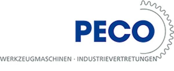 Logo von PECO Werkzeugmaschinen GmbH & Co. KG