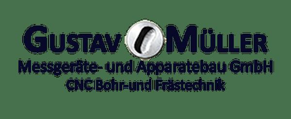 Logo von Gustav Müller Messgeräte und Apparatebau GmbH